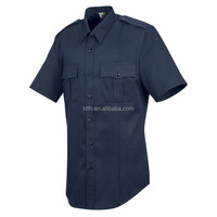 Men's Short Sleeve Security Shirt Security guard uniforms