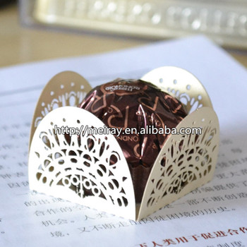 Mini Brazil Food Packaging Bags Pastry Boxes Beautiful Chocolate