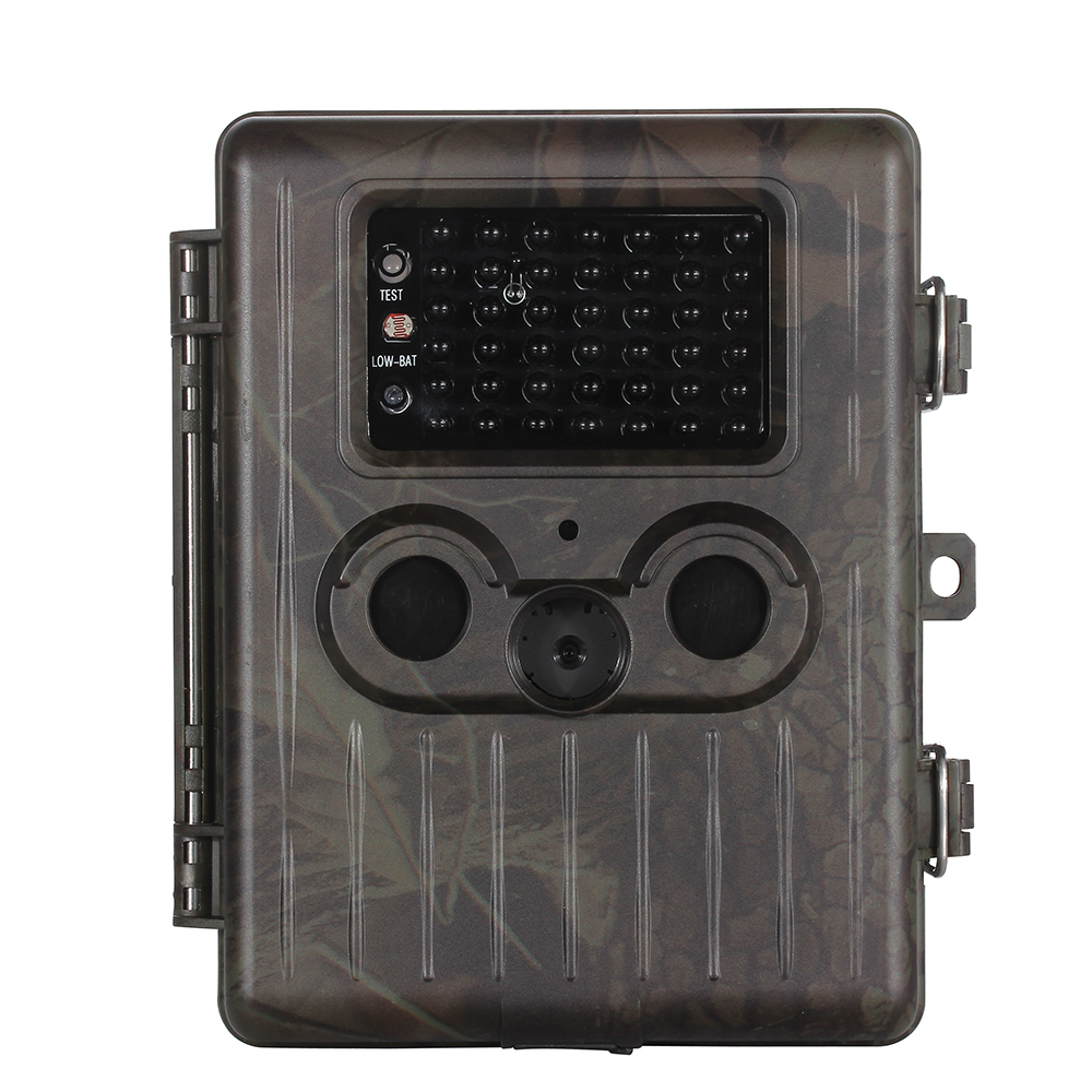 12MP FHD GSM MMS Hunting Trail Camera with Video&Audio