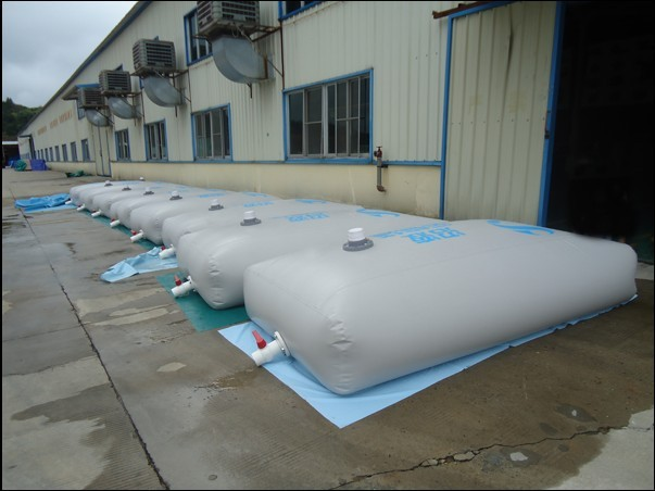 Pillow Onion Inflatable Type Water Storage Tank 100