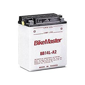 BikeMaster Standard 12N7D-3B BatteryYamaha YFM100 Champ, YFM50 Raptor, YFM80 Ba