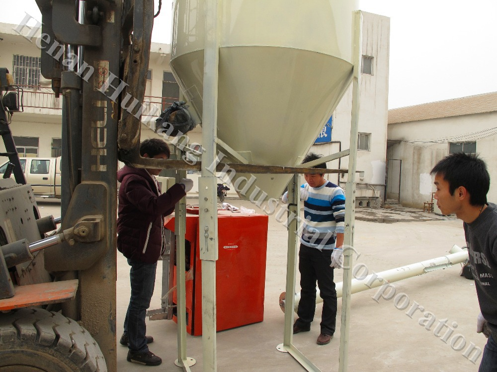 High Quality Dry Mortar Bagging Machine,Wall Putty Paste ...