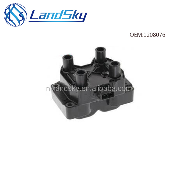 LandSky high Selling car ignition coil the connection point resistance OEM 1208076,0221503011,90506102