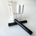 Wholesale custom packaging and label long-lasting black and clear coating eyelash extension protective sealant mascara
