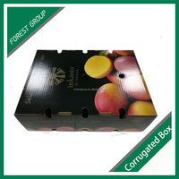 Corrugated Printing fruit and vegetable boxes mould