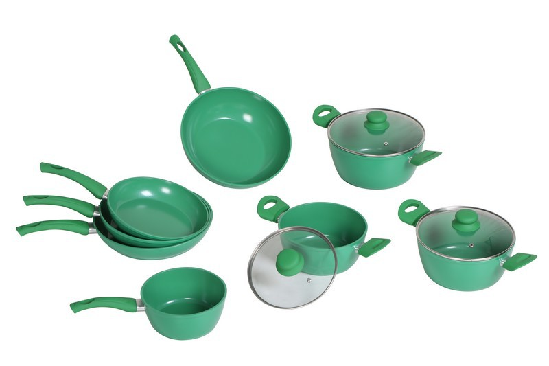 Best Ceramic Cookware Reviews 2018 and Buying Guide |Colorful Ceramic Cookware