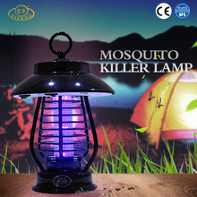 YiFeng YF-159 Multifunctional Outdoor Waterproof Solar Mosquito Killer Lamp Electrionic Mosquito Repellent Device