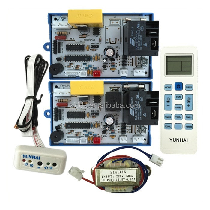Pg Motor   Sensor Doble Universal Aire Acondicionado Placa