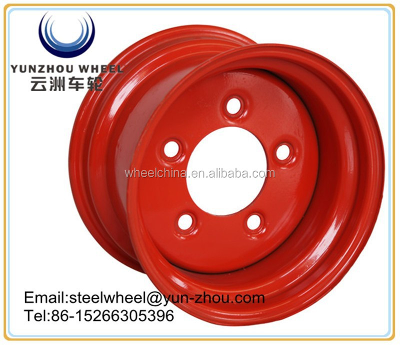 12 inch ATV wheels for hay baler