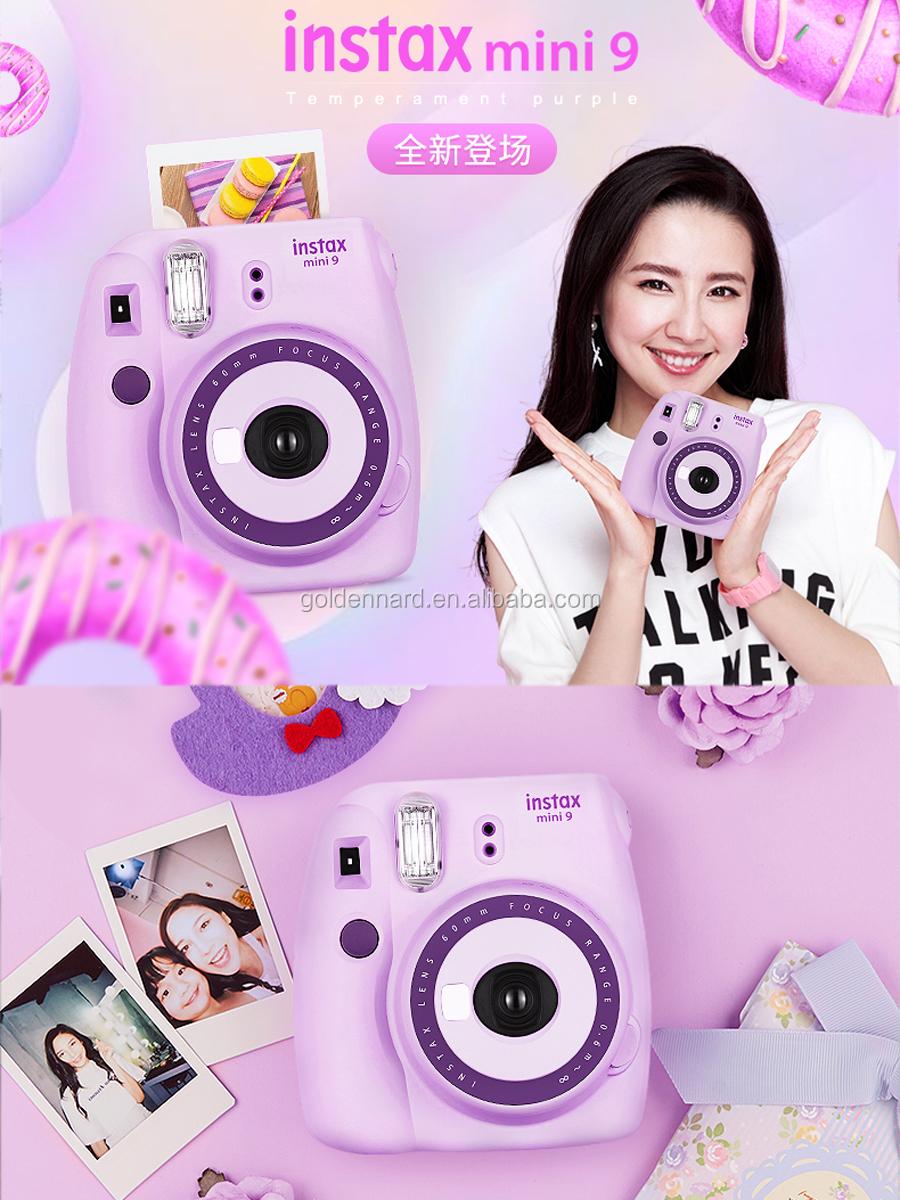 Wholesales fujifilm instax mini 9 /mini 8 / mini 7s instant camera