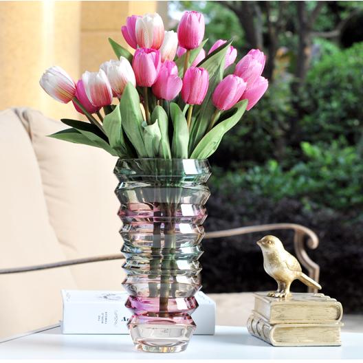 China wholesale glass vases wedding centerpieces buy