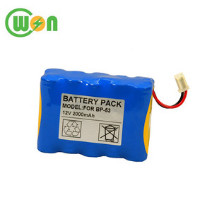 NI-MH Battery Pack 7.2V 2000mAh Battery for Tyco Kendall Kangaroo Control Enteral Feeding Pump Medical Battery