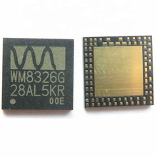 Power management ic chip wm8326g WM8326GEFL/<span class=keywords><strong>RV</strong></span> QFN-81