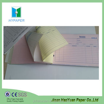 Custom Duplicate Invoice Pads Invoice Book Printing Buy Invoice - Invoice pads
