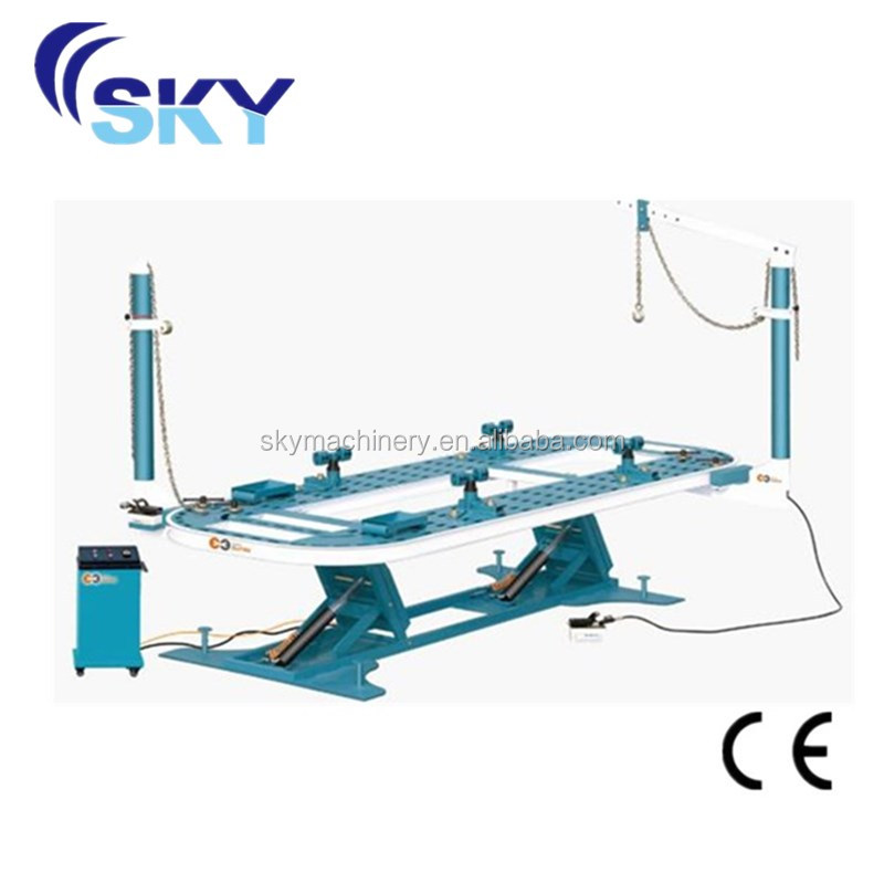Hot Sale For Car Repairing Auto Body Straightener Frame Machine View Auto Body Straightener Frame Machine Sky Product Details From Yantai Sky Machinery Co Ltd On Alibaba Com