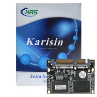 Karisin internal half slim sata dom 8gb ~ 128gb for server with MLC NAND flash