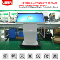 User Special Display Technologies new Tablet touch screen, Cheap touch screen signage