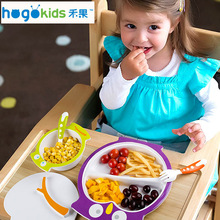 High Quality Baby Feeding Bowl and Dishes For Kids Children s Tableware Or Dinnerware Bpa Free