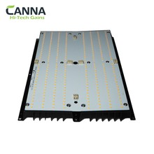 120 w qb <span class=keywords><strong>smd</strong></span> led grow light hlg quantum board samsung PCBA op koellichaam