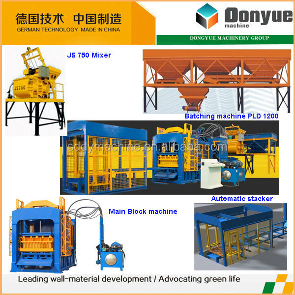 China No.1 Block Machine Supplier Dongyue Provides Hydrofoam Brick ...
