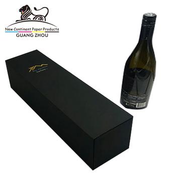 Luxury Design Printed Drawer Sliding Custom Whisky Packaging Black Wine Gift Box Buy Wine Glass Packaging Boxes Wine Bottle Gift Box Wine Glass Gift
