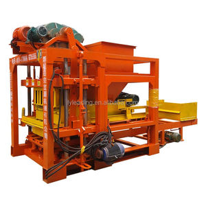 cement block making machine ghana on sale