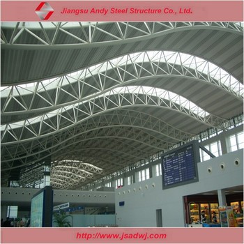 Easy To Install And Low Price Of Metal Truss Frame