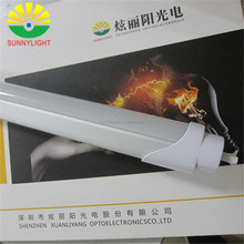Remote Controlled LED Lighting Indoor Use 900MM 1200MM T8 fluorescent lamp 14w