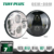 "Tuffplus 7"" DOT Emark led lights LED Headlight Round led high low beam sealed headlight with auxiliary bracket"