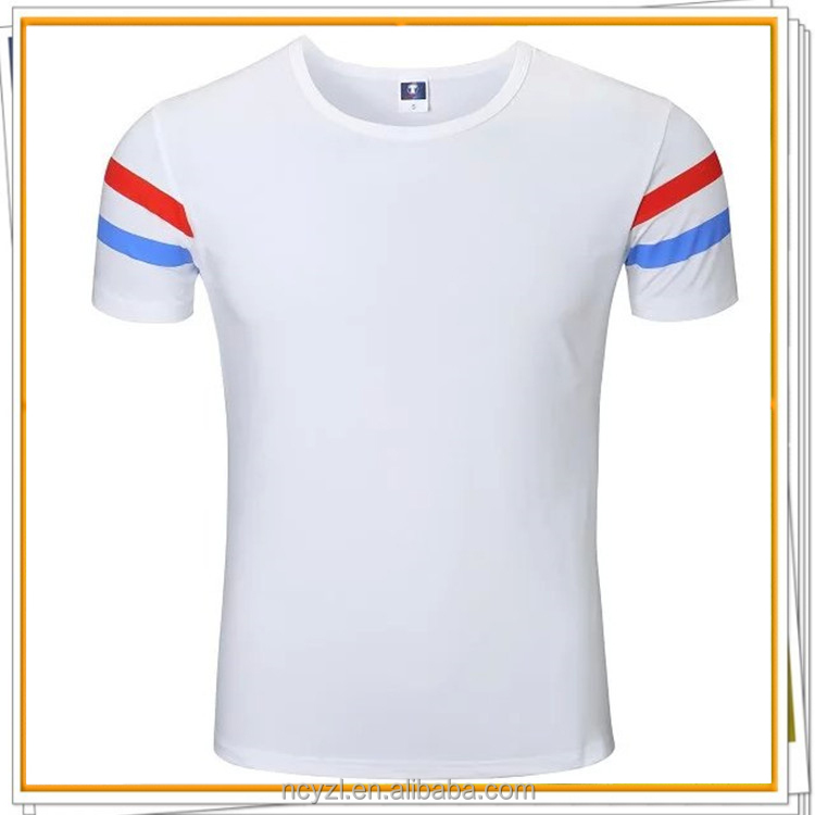 Hot Sale Sublimation New Design 100 Polyester Dry Fit tshirts,Hight Quality custom summer shirt