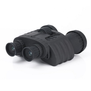 4x50 Digital Hunting Night Vision Binocular 300m Range Infrared Day and Night Telescope Waterproof Night Vision Goggles Sights