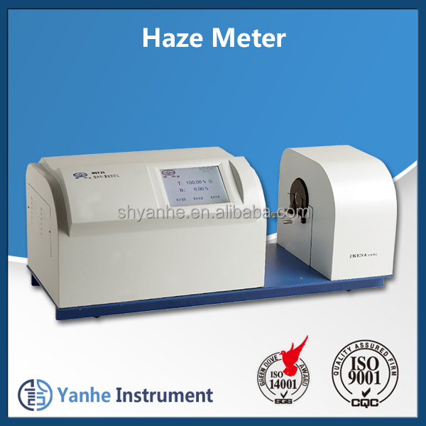 Wgt-2s Haze Meter Transmittance/haze Instrument