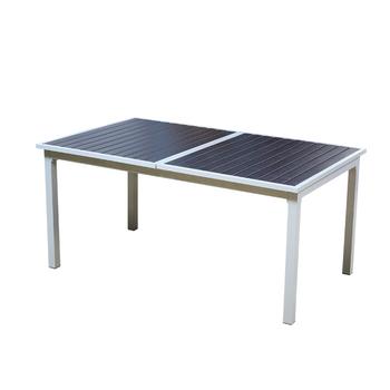 Tavolo Da Giardino Allungabile Usato.Nuovo Disegno Poli Di Legno Che Si Estende Tavolo Da Pranzo Mobili