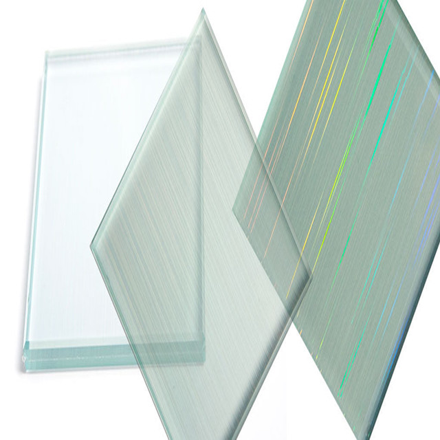 China production line bend tempered laminated glass