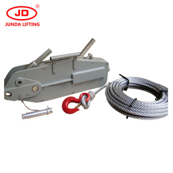 Manual Wire Pulley - WIRE Center •