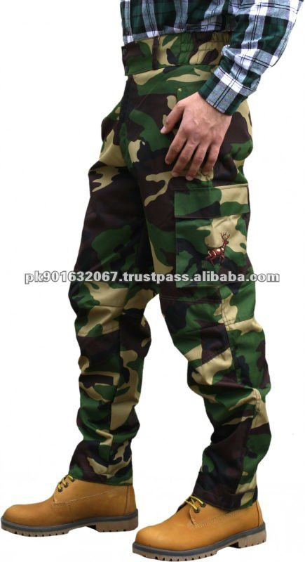 Textile Hunting Trousers Waterproof Hunting Pant