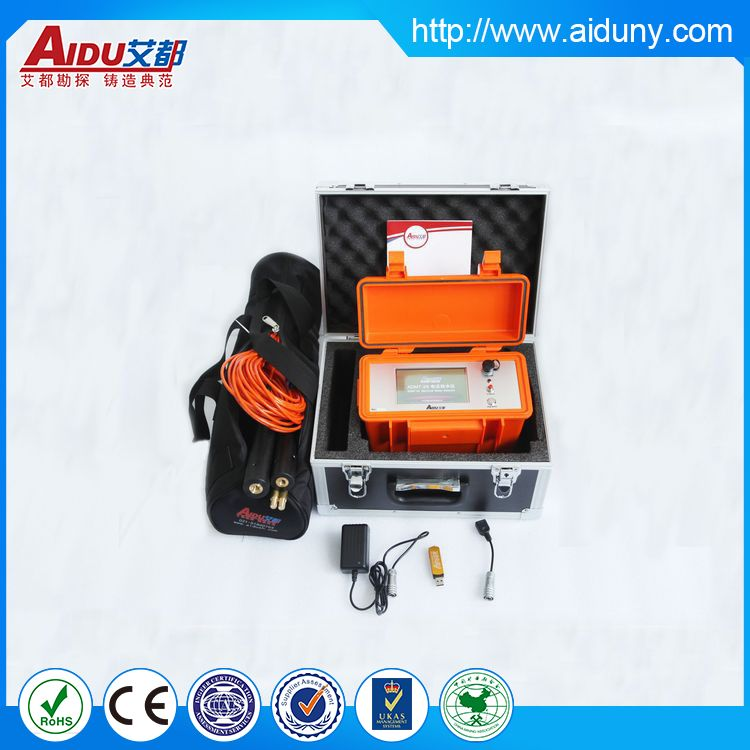High precision most reliable and accurate water detector location