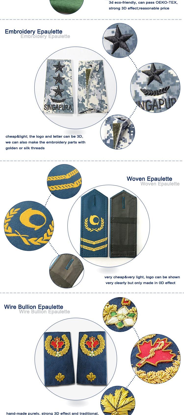 Navy Epaulettes Merchant Navy 3rd Officer Epaulettes - Buy Navy Epaulettes  Merchant Navy 3rd Officer Epaulettes,Military Rank Epaulettes Royal Navy