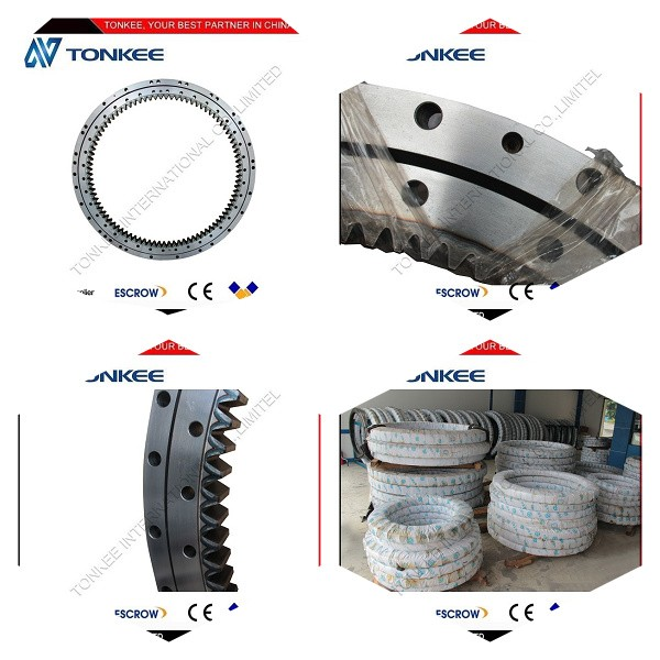 E70B FY slewing bearing FY slewing ring E70B Excavator fy slewing ring single rotation bearing for E70B