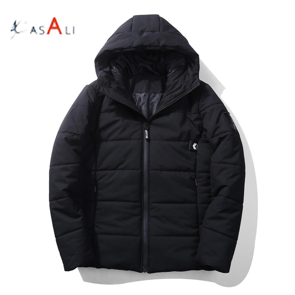 SWISSWELL Mens Hybrid Down Jacket Windproof Waterproof Winter Jacket Warm Environmentally