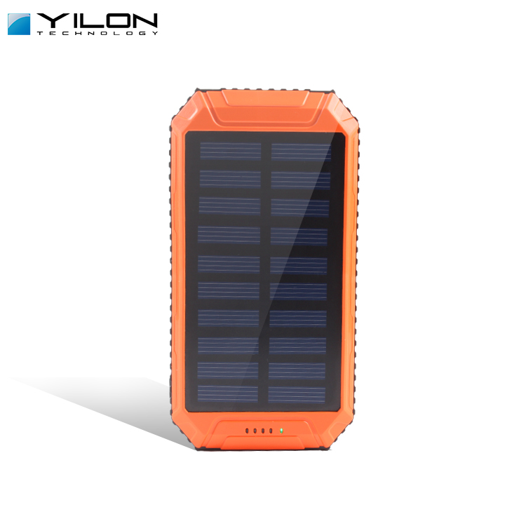 mini power supply solar power mobile Phone Charger