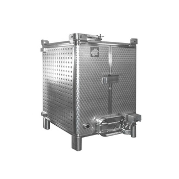 DYE 500L Stainless Steel ibc Storage Tank for Beer Brewery Equipment