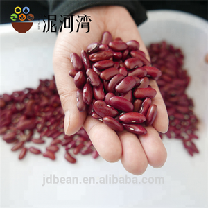 Chinese Dried Dark Red Kidney Beans with Big Size