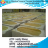 Rock wool pipe - heat insulation construction material