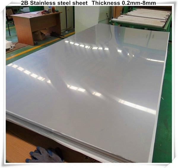 Prime quality mirror polish 201 202 304 316 409 stainless steel sheet price