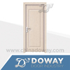 fashion design flush carved interior MDF laminate PVC door