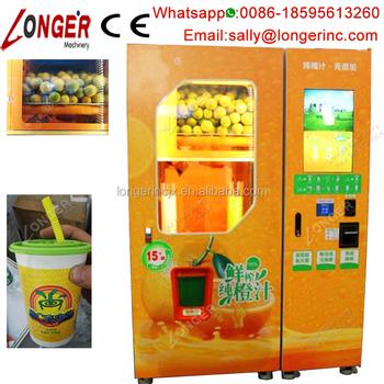 Automic Orange Juice Vending Machine Buy Orange Juice Vending