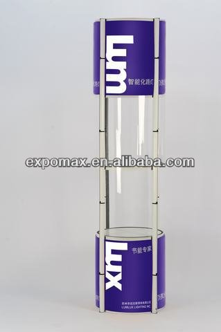 Best Seller! High Quality! 5-Tier Circle Acrylic Display Stand
