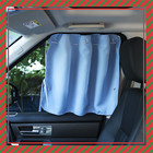 Wholesale window fabric curtains blackout shades Blinds for cars automobile blinds