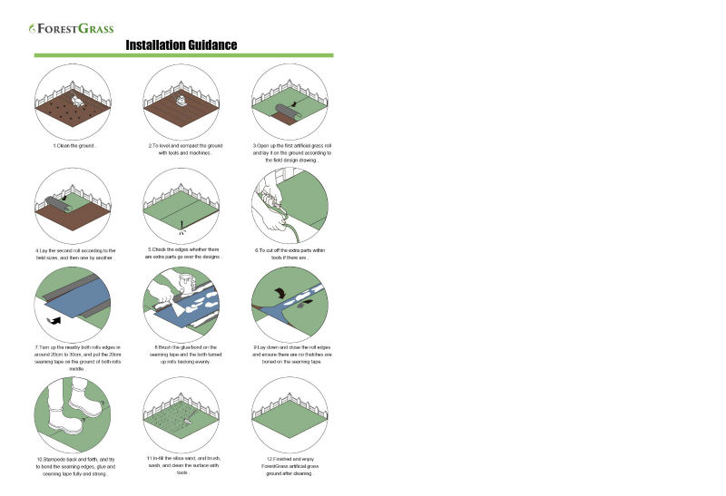 China Artificial Grass Suppliers And Manufacturers For Baseball ...